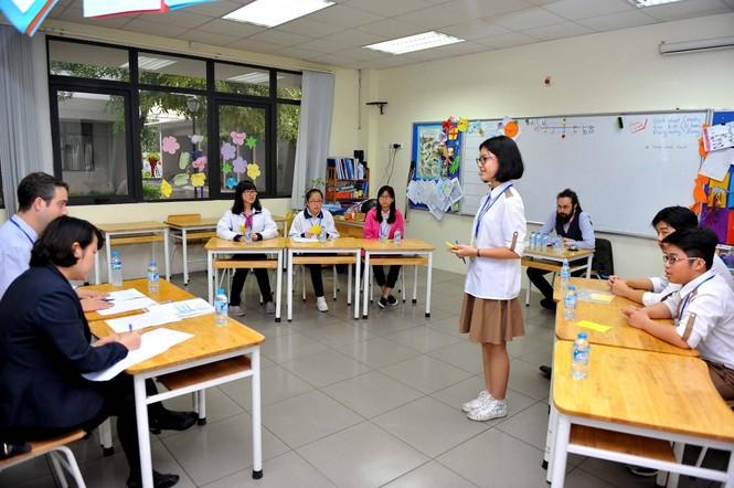 'Đấu trường' hùng biện nóng nhất cho học sinh khối Trung học - ảnh 1