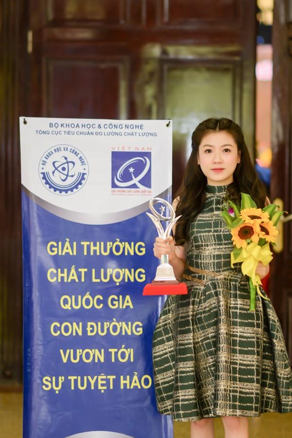 Tân Á Đại Thành đạt giải thưởng Chất lượng Quốc gia 2016 - ảnh 1