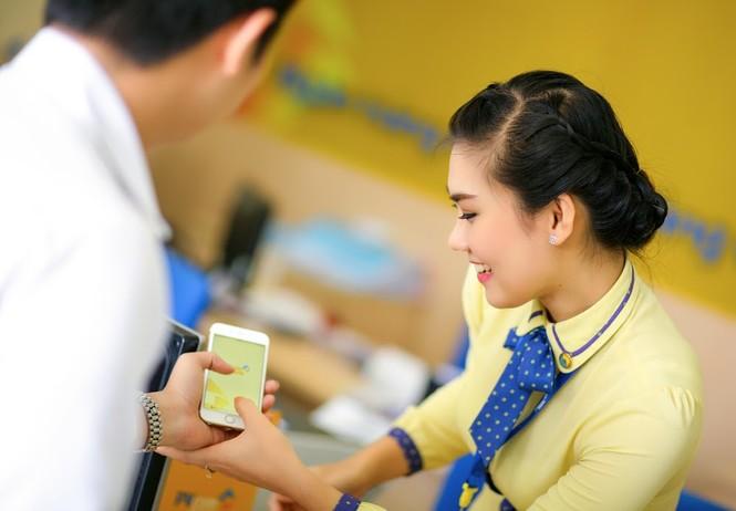 PVcomBank thuộc Top 3 Ngân hàng có chỉ số Vietnam ICT cao nhất 2016 - ảnh 1