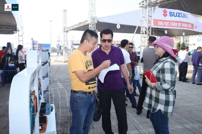 Ngày hội Vitara: Nơi cộng đồng yêu xe Suzuki Vitara chia sẻ và kết nối  - ảnh 3