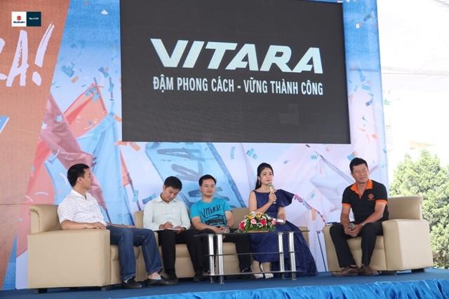 Ngày hội Vitara: Nơi cộng đồng yêu xe Suzuki Vitara chia sẻ và kết nối  - ảnh 2