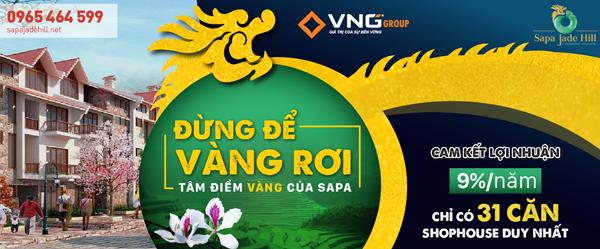 VNG Group chính thức phân phối dự án 'Viên Ngọc Tây Bắc' - Sapa Jade Hill - ảnh 1