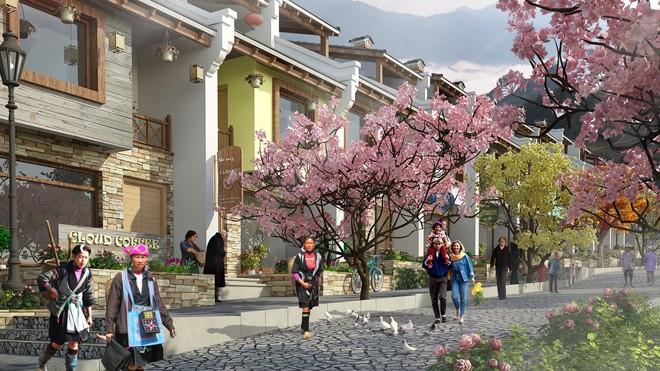 VNG Group chính thức phân phối dự án 'Viên Ngọc Tây Bắc' - Sapa Jade Hill - ảnh 2