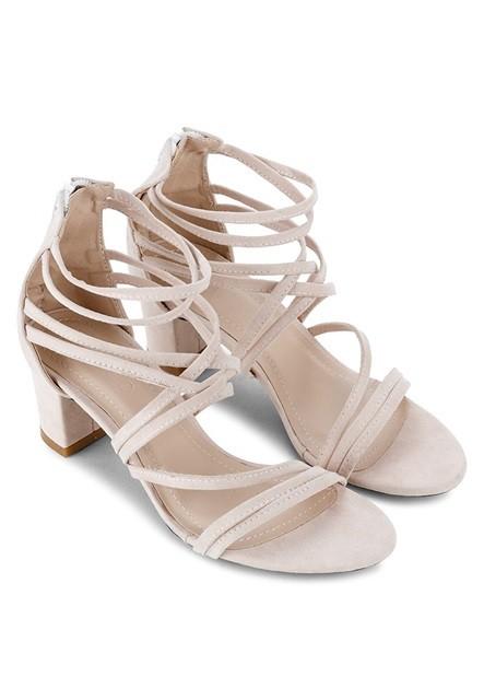 Giày cao gót đẹp tạo phong cách quý cô sang chảnh  - ảnh 3