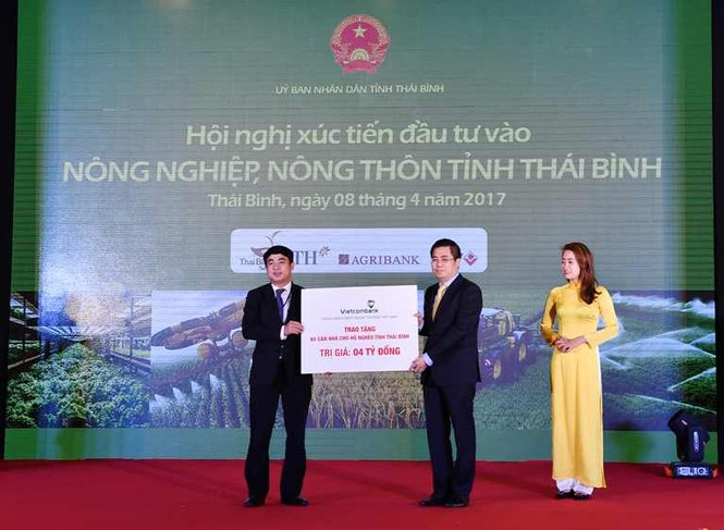 Vietcombank tiếp tục cấp vốn tín dụng cho dự án phát triển nông nghiệp nông thôn - ảnh 2