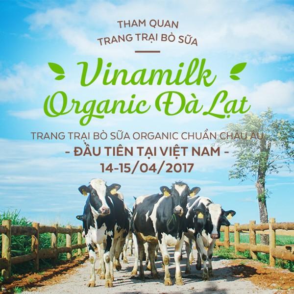 15 Gia đình may mắn nhất  háo hức chuẩn bị cho hành trình Vinamilk Organic Farm Tour  - ảnh 1