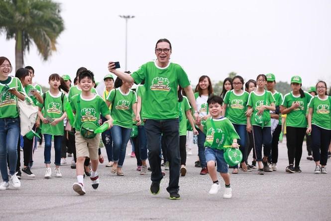 10.000 người tham gia chương trình 'Milo – Ngày hội đi bộ' 2017  - ảnh 3