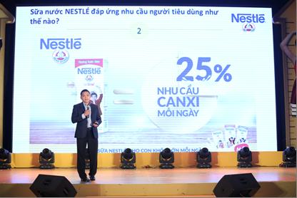 Nestlé Việt Nam ra mắt sản phẩm sữa tiệt trùng mới - ảnh 1