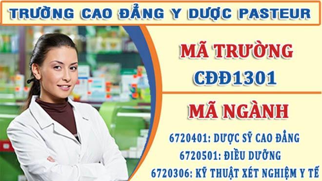 Xét tuyển Cao đẳng Y Dược Hà Nội - Trường Cao đẳng Y Dược Pasteur - ảnh 2