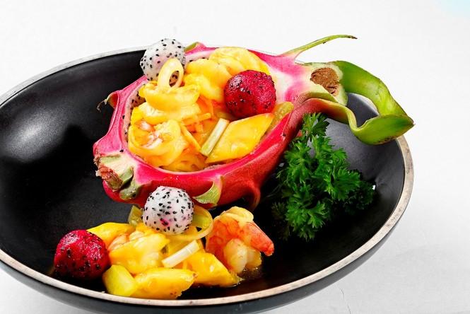 Hải Cảng Fine Dining mang tinh hoa ẩm thực về thành phố bên sông Hàn - ảnh 4