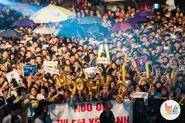 """Noo Phước Thịnh cùng dàn sao hot """"đại náo"""" đêm nhạc tại Quảng Bình  - ảnh 2"""