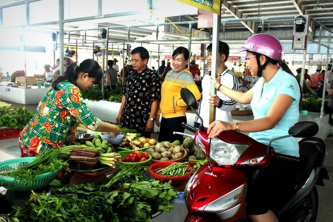 Chung tay phát triển chợ  - ảnh 2