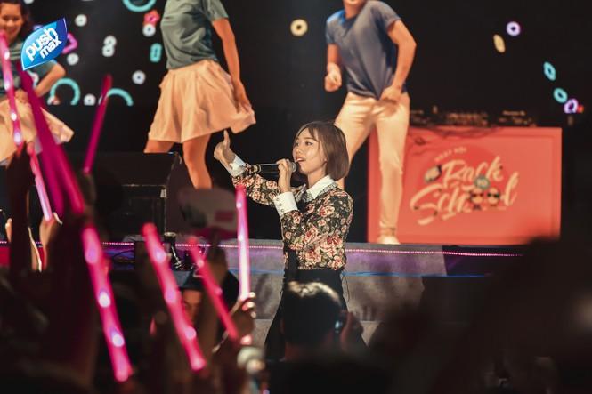 15.000 Teen Hà Thành 'quẩy tung' tại đêm nhạc Pushmax  - ảnh 3