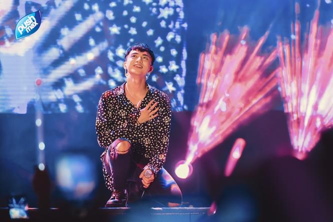15.000 Teen Hà Thành 'quẩy tung' tại đêm nhạc Pushmax  - ảnh 9