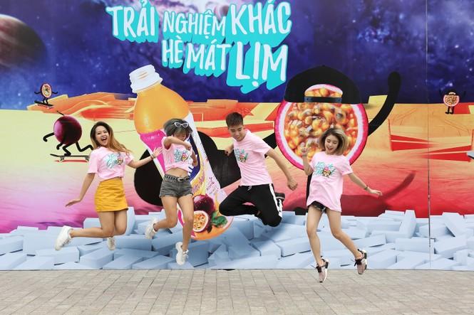 15.000 Teen Hà Thành 'quẩy tung' tại đêm nhạc Pushmax  - ảnh 11