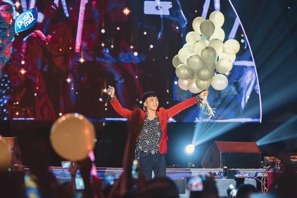 Đêm nhạc hội 'Back To School' - Pushmax gây 'sốt' giới teen Hà Thành - ảnh 4