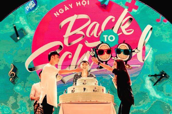 Đêm nhạc hội 'Back To School' - Pushmax gây 'sốt' giới teen Hà Thành - ảnh 5