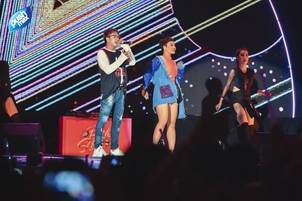 Đêm nhạc hội 'Back To School' - Pushmax gây 'sốt' giới teen Hà Thành - ảnh 2
