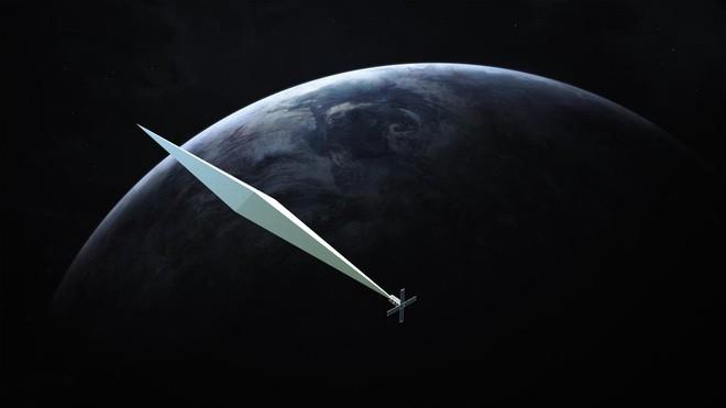 Phóng siêu tác phẩm lên quỹ đạo bằng tên lửa Falcon 9 - ảnh 1