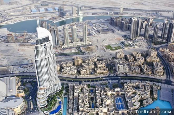 Những điều khó tin về thành phố giàu có Dubai - ảnh 4