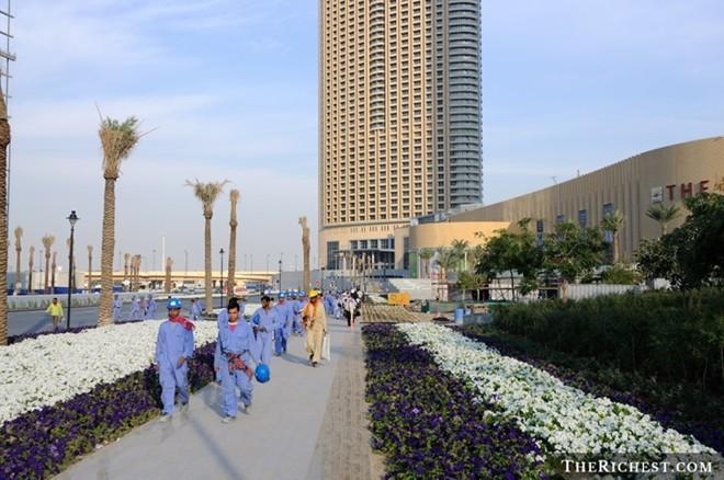Những điều khó tin về thành phố giàu có Dubai - ảnh 7