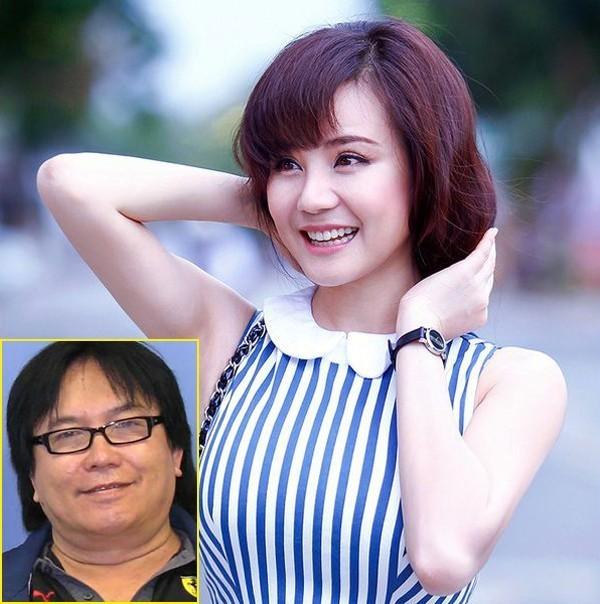 Những mỹ nhân Việt lao đao vì chuyện tình, tiền với đại gia - ảnh 5