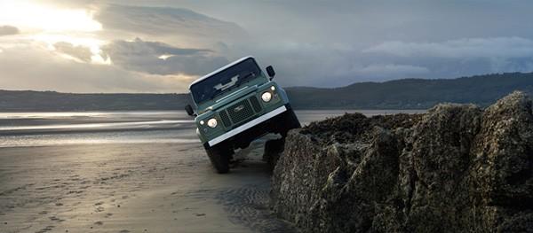 Huyền thoại off-road Defender ra 3 phiên bản đặc biệt cuối cùng - ảnh 3
