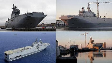 Cuộc chiến âm thầm và sức hút từ các chiến hạm Pháp - ảnh 1
