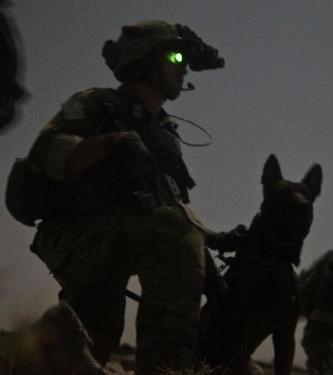 Đặc nhiệm Mỹ được trang bị 'mắt thần' xuyên màn đêm - ảnh 3