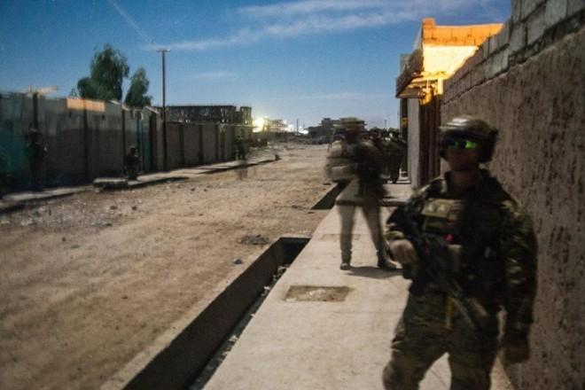 Đặc nhiệm Mỹ được trang bị 'mắt thần' xuyên màn đêm - ảnh 9