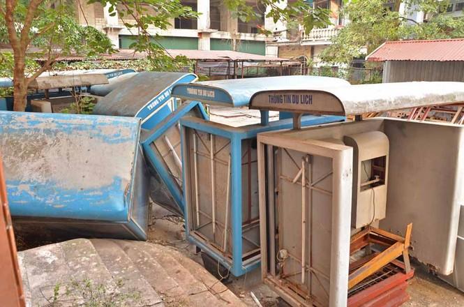 [ẢNH] Đột nhập kho 'công nghệ' điêu tàn ở Hà Nội - ảnh 4