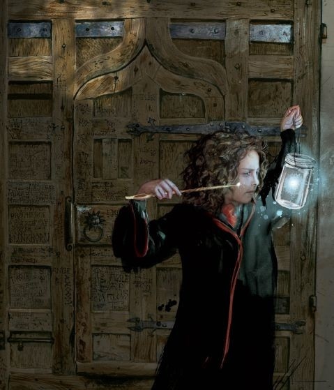 Harry Potter tái bản với tạo hình hoàn toàn mới - ảnh 2