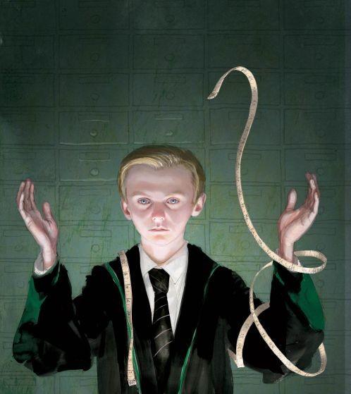 Harry Potter tái bản với tạo hình hoàn toàn mới - ảnh 4