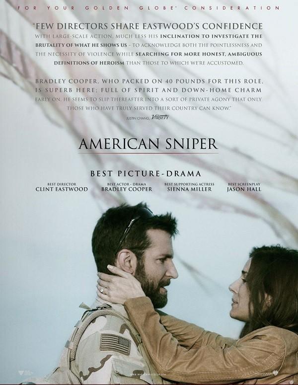 'American Sniper' – 'sát thủ' thiện xạ của Waner Bros - ảnh 13