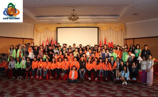 Giới trẻ phấn khích tham gia GYS Mùa đông 2015 - ảnh 3
