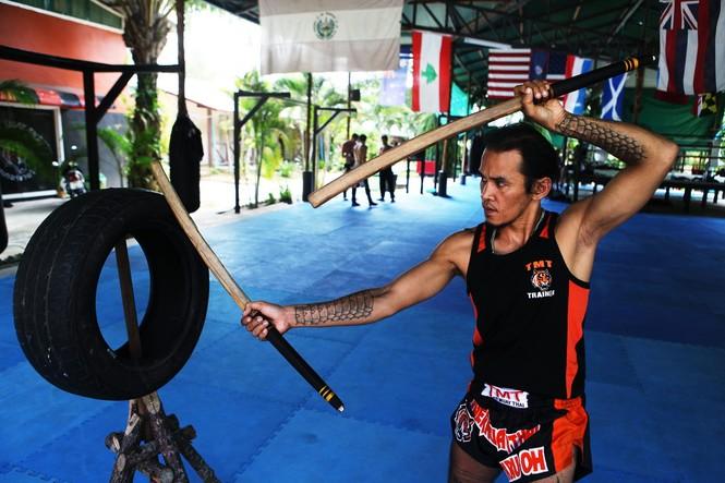 Kỳ bí nguồn gốc võ phái Krabi Krabong của Thái Lan - ảnh 4