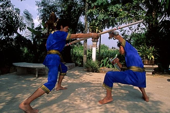 Kỳ bí nguồn gốc võ phái Krabi Krabong của Thái Lan - ảnh 6