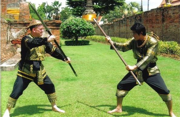 Kỳ bí nguồn gốc võ phái Krabi Krabong của Thái Lan - ảnh 8