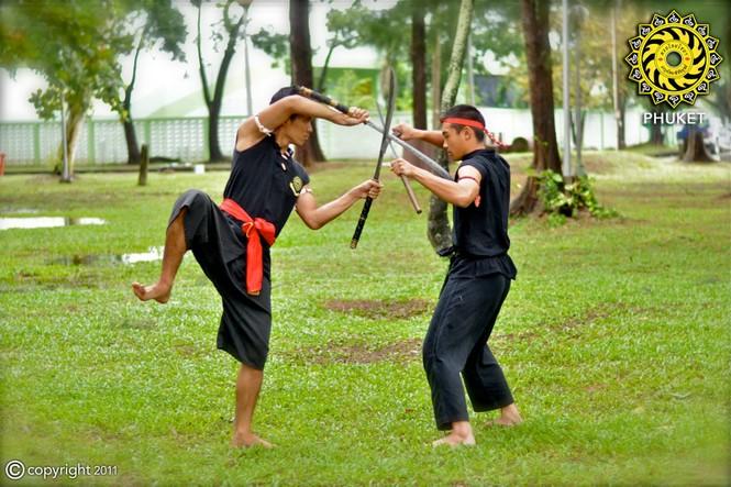 Kỳ bí nguồn gốc võ phái Krabi Krabong của Thái Lan - ảnh 9