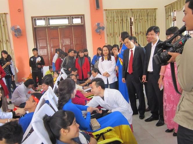 Tưng bừng ngày hội Chủ Nhật Đỏ tại Thanh Hóa - ảnh 5