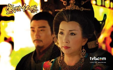 Đọ nhan sắc 16 Võ Tắc Thiên của điện ảnh Trung Hoa - ảnh 8