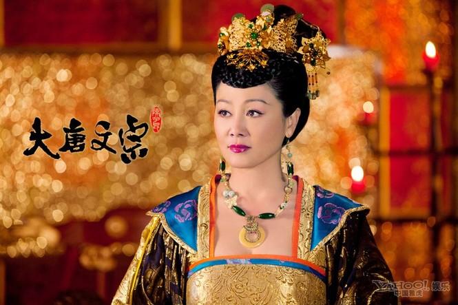 Đọ nhan sắc 16 Võ Tắc Thiên của điện ảnh Trung Hoa - ảnh 9
