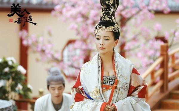 Đọ nhan sắc 16 Võ Tắc Thiên của điện ảnh Trung Hoa - ảnh 15