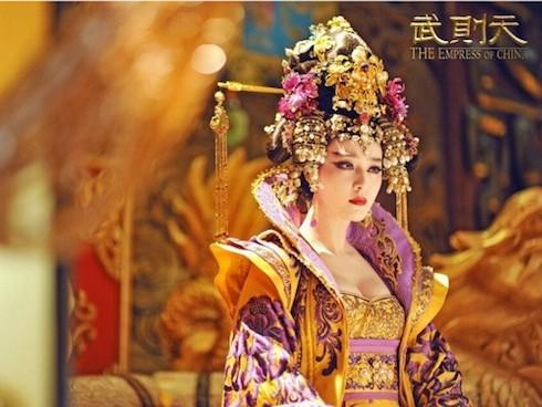 Đọ nhan sắc 16 Võ Tắc Thiên của điện ảnh Trung Hoa - ảnh 17