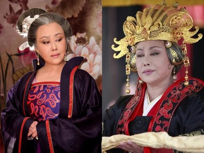 Đọ nhan sắc 16 Võ Tắc Thiên của điện ảnh Trung Hoa - ảnh 5