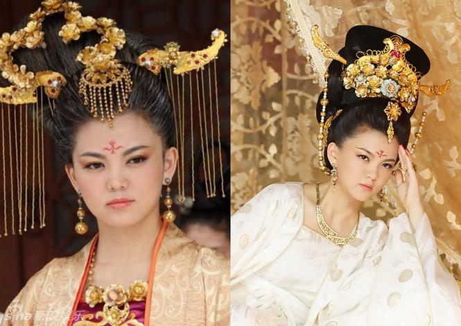 Đọ nhan sắc 16 Võ Tắc Thiên của điện ảnh Trung Hoa - ảnh 11