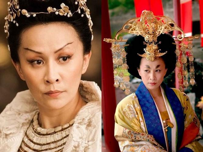Đọ nhan sắc 16 Võ Tắc Thiên của điện ảnh Trung Hoa - ảnh 4