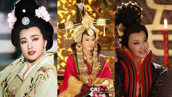 Đọ nhan sắc 16 Võ Tắc Thiên của điện ảnh Trung Hoa - ảnh 2