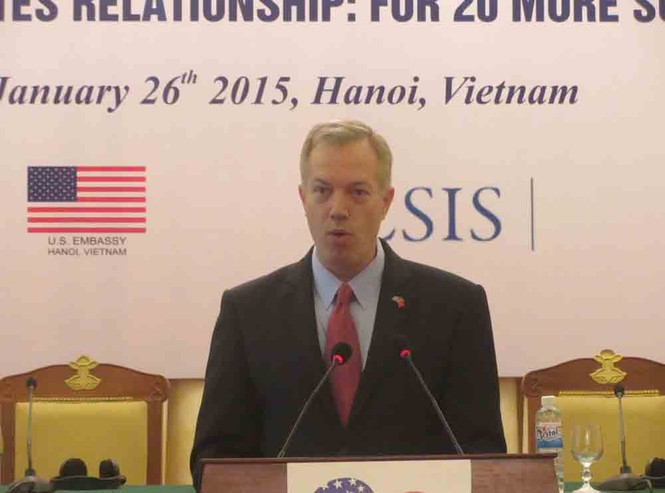 Việt Nam ủng hộ vai trò lớn của Mỹ ở châu Á-TBD - ảnh 1