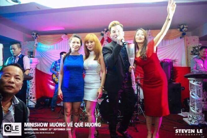 Lâm Chấn Huy 'nghiện' mua sắm tại Anh - ảnh 7